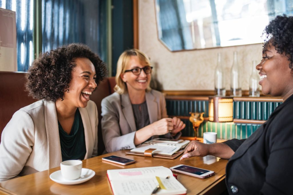 Mentoring Women in Tech - Tech Savvy Women