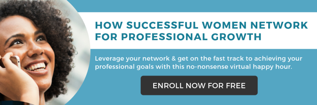 How Successful Women Network for Professional Growth 3 - http://bit.ly/TSWNetworking3