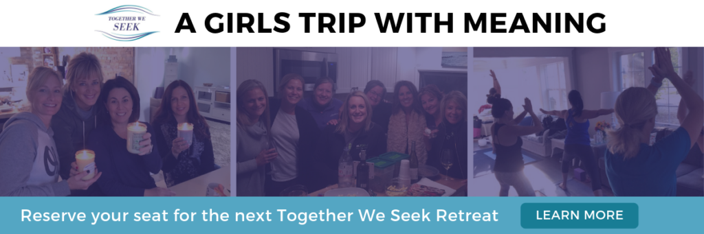Together We Seek Retreats 1 - http://bit.ly/TSWRetreat