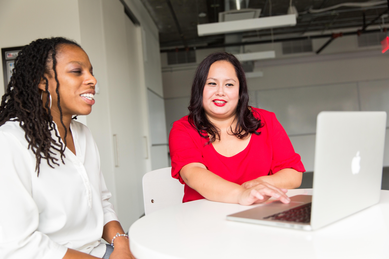 lifting women, women mentoring women